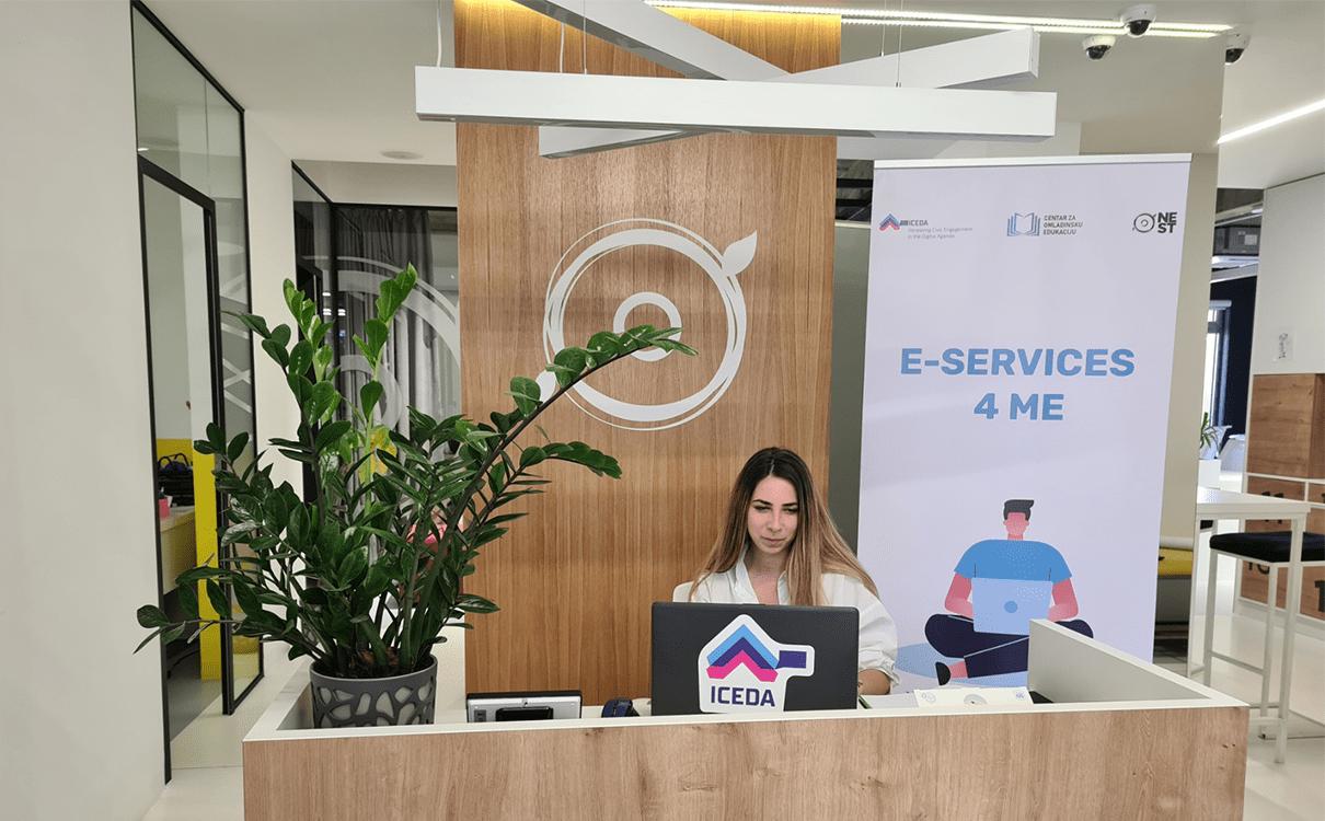 Otvoren e-centar za promociju dostupnih elektronskih usluga